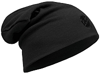 Шапка Buff Heavyweight Merino Wool Hat Solid Black (111170.999.10.00) -