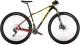 Велосипед Wilier 101X'19 XTR 2x12 Fox 32 SC Crossmax Pro / 101XXTR2YellowRedPRO (M) -