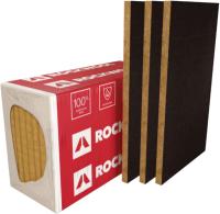 Плита теплоизоляционная Rockwool Венти Баттс Оптима КС 1000х600x50 (упаковка) -