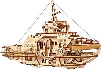 Сборная модель Ugears Буксир 70078 -