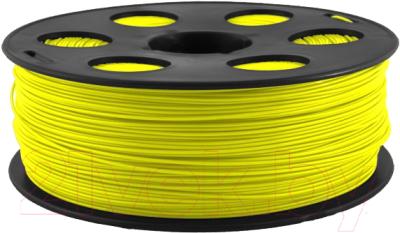 Пластик для 3D печати Bestfilament ABS 1.75мм 1кг (желтый)