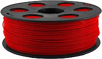 Пластик для 3D печати Bestfilament ABS 1.75мм 1кг (красный) -