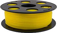 Пластик для 3D печати Bestfilament PET-G 1.75мм 1кг (желтый) -