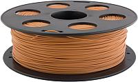 Пластик для 3D печати Bestfilament PET-G 1.75мм 1кг (коричневый) -