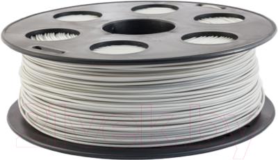 Пластик для 3D печати Bestfilament PET-G 1.75мм 1кг (светло-серый)