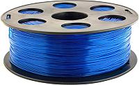 Пластик для 3D печати Bestfilament PET-G 1.75мм 1кг (синий) -