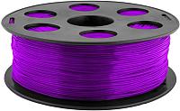 Пластик для 3D печати Bestfilament PET-G 1.75мм 1кг (сиреневый) -