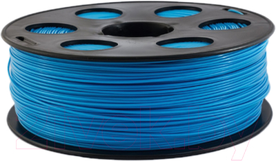 Пластик для 3D печати Bestfilament PLA 1.75мм 1кг (голубой)