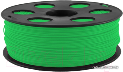 Пластик для 3D печати Bestfilament PLA 1.75мм 1кг (зеленый)