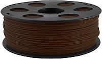 Пластик для 3D печати Bestfilament PLA 1.75мм 1кг (коричневый) -