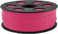 Пластик для 3D печати Bestfilament PLA 1.75мм 1кг (розовый) -