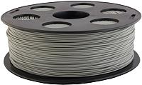 Пластик для 3D печати Bestfilament PLA 1.75мм 1кг (светло-серый) -