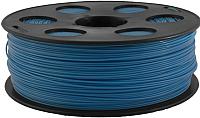 Пластик для 3D печати Bestfilament PLA 1.75мм 1кг (синий) -