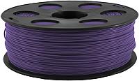 Пластик для 3D печати Bestfilament PLA 1.75мм 1кг (фиолетовый) -