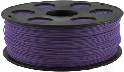 Пластик для 3D печати Bestfilament PLA 1.75мм 1кг (фиолетовый)
