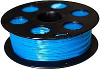 Пластик для 3D печати Bestfilament PLA 1.75мм 1кг (флуоресцентный голубой) -