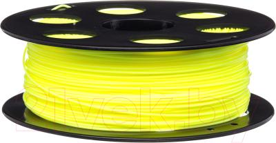 Пластик для 3D печати Bestfilament PLA 1.75мм 1кг (флуоресцентный желтый)