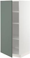 Шкаф-полупенал кухонный Ikea Метод 493.169.32 -