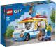Конструктор Lego City Great Vehicles Грузовик мороженщика 60253 -