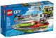Конструктор Lego City Great Vehicles Транспортировщик скоростных катеров 60254 -