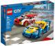 Конструктор Lego City Nitro Wheels Гоночные автомобили 60256 -