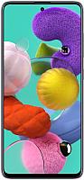 Смартфон Samsung Galaxy A51 64GB / SM-A515FZKMSER (черный) -