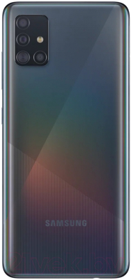 Смартфон Samsung Galaxy A51 64GB / SM-A515FZKMSER (черный)