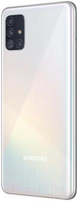 Смартфон Samsung Galaxy A51 64GB / SM-A515FZWMSER (белый)