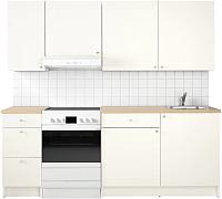 Готовая кухня Ikea Кноксхульт 691.841.86 -