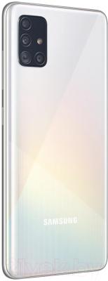 Смартфон Samsung Galaxy A51 128GB / SM-A515FZWCSER (белый)