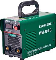 Инвертор сварочный Favourite WM-300IG -