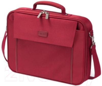 Сумка для ноутбука Dicota Base Multi 15-17.3 D30917 (красный)