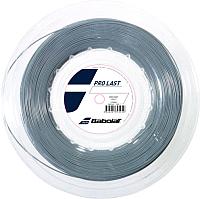 Струна для теннисной ракетки Babolat Pro Last / 243142-107-125 (200м, серый) -