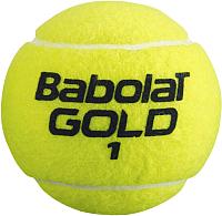 Набор теннисных мячей Babolat Gold Championship / 502082 -