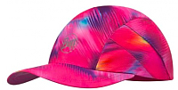 Бейсболка Buff Pro Run Cap Patterned R-Shining Pink (117229.538.10.00) -