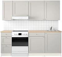 Готовая кухня Ikea Кноксхульт 391.841.83 -