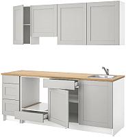 Готовая кухня Ikea Кноксхульт 491.841.73 -