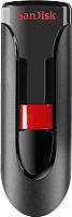 Usb flash накопитель SanDisk Cruzer Glide 32GB Black (SDCZ600-032G-G35) -