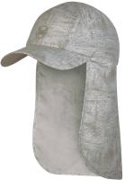 Бейсболка Buff Bimini Cap Zinc Silver Grey (119526.334.10.00) -