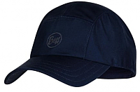 Бейсболка Buff Air Trek Cap Solid Night Blue (118821.779.10.00) -