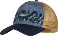 Бейсболка Buff Trucker Cap Tzom Stone Blue (119542.754.10.00) -