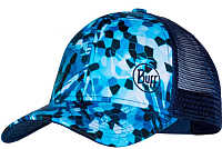 Бейсболка Buff Bugslinger 6 Panels Mosaic Camo Marine Blue (119557.707.10.00) -