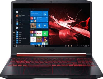 Игровой ноутбук Acer Nitro 5 AN515-54-79MM (NH.Q59EU.08B)