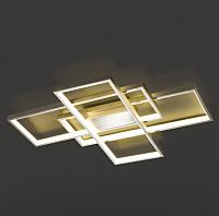 Потолочный светильник Евросвет Direct 90177/3 (сатин/никель) -