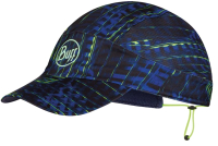 Бейсболка Buff Pack Run Cap R-Sural Multi (122579.555.10.00) -