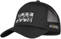 Бейсболка Buff Trucker Cap Licenses Thabo Black (122620.999.10.00) -