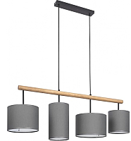 Люстра TK Lighting Deva Graphite 4458 -