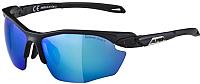 Очки солнцезащитные Alpina Sports Twist Five HR CMB+ / A85930-31 (черный) -