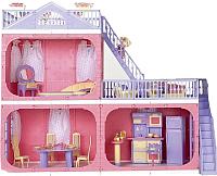 Кукольный домик Огонек Коттедж. Маленькая принцесса / С-1457 -