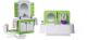Комплект аксессуаров для кукольного домика Огонек Ванная комната. Конфетти / С-1333 -